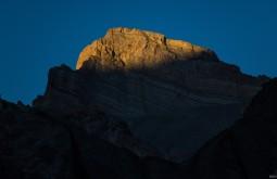 ACONCAGUA - O cerro Almacenes com 5200m - Foto Gabriel Tarso