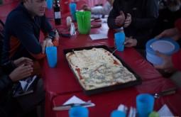 ACONCAGUA - Pizza para almoço a 4300m! 2 - Foto Gabriel Tarso