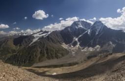 ACONCAGUA - Vista de 3100m Elbrus - Foto Gabriel Tarso