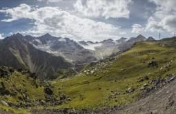 ELBRUS - Parte alta do Elbrus - Foto Gabriel Tarso
