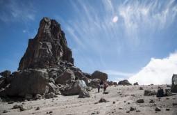 KILI - Acampamento lava tower a 4650m - Foto Gabriel Tarso