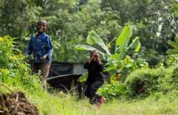 KILI - Crianças em Mweka - Foto Gabriel Tarso