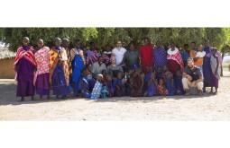 KILI - Tribo Massai proximo a Arusha - Foto Gabriel Tarso