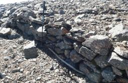 Ruinas incaicas encontradas a 6010m en Catamarca
