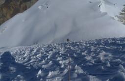 Vencendo pendente de 65 graus no Chearoco