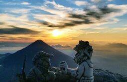 Arqueologia e montanha