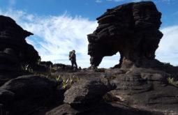 Curiosas formações rochosas