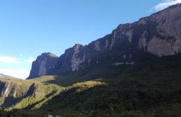 Rampa natural para o topo do Roraima