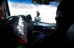 Dirigindo a 5200m - Foto de Maximo Kausch