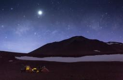 Noite na região do Colorados, área que iremos explorar - Foto de Gabriel Tarso