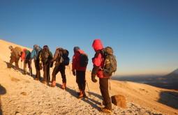 Caminho ao cume