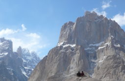 Great Trango no Paquistão - Foto de Maximo Kausch
