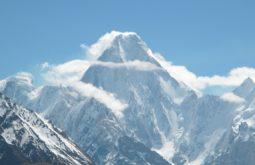 O imponente Gasherbrum 4, 7925m, Paquistão - Foto de Maximo Kausch