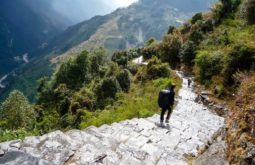 Trekking ao campo base do Annapurna