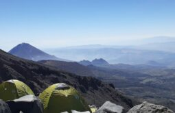Acampamento alto do Ararat