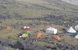Acampamento base do Ararat